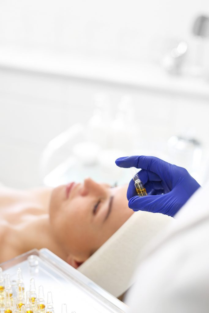 Chemical Peel at Omnya clinic in london