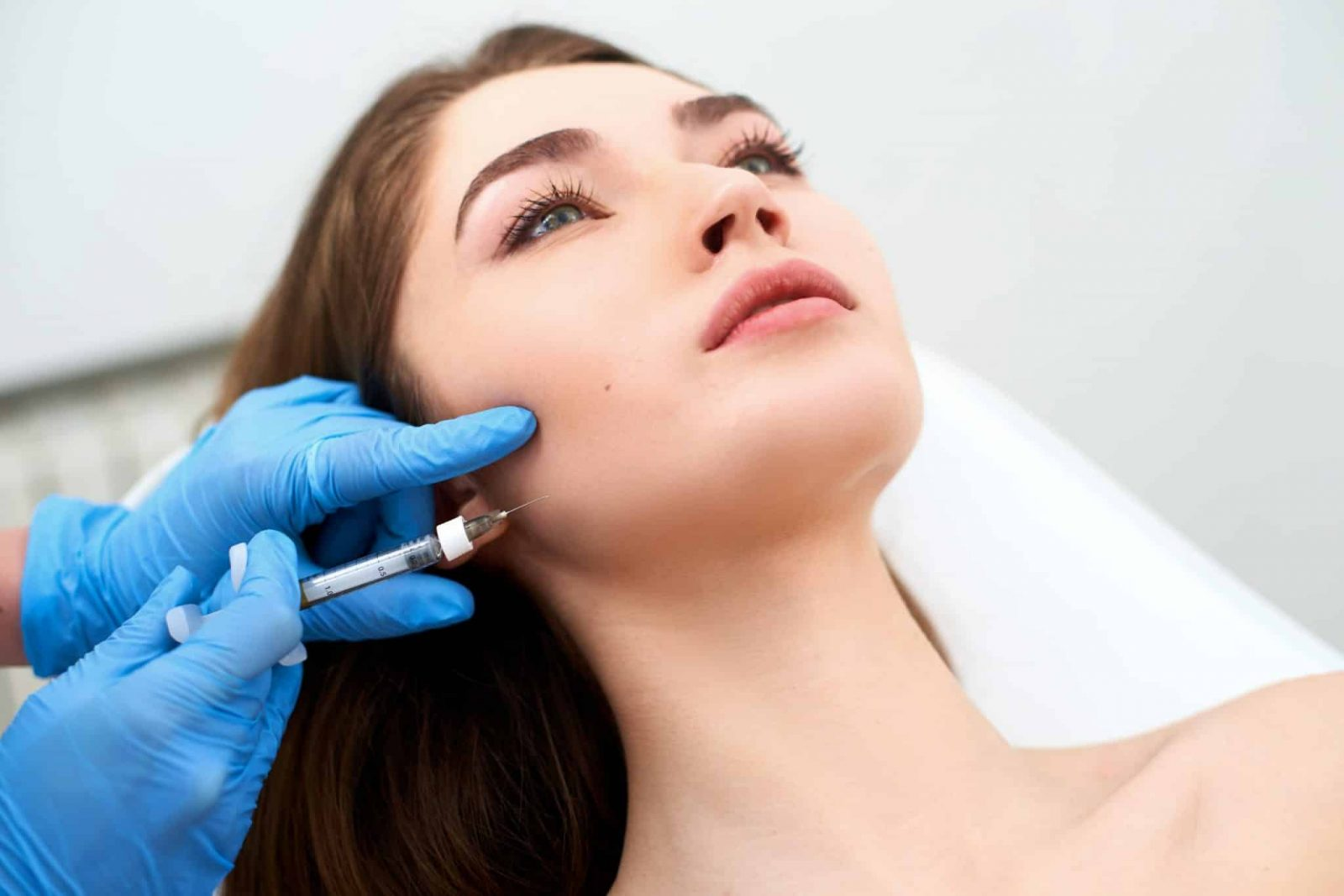 Jawline Botox Omniya Clini London